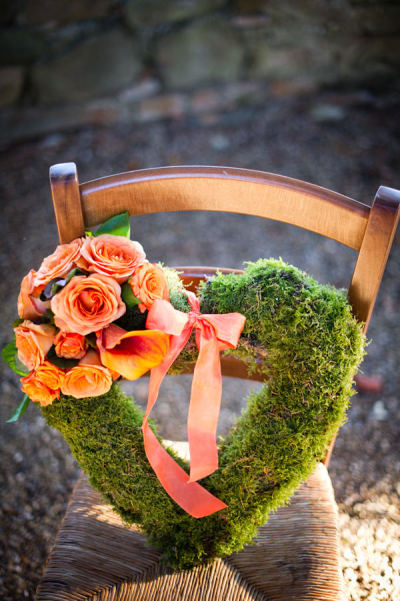Wedding Flowers: Happy Summer Wedding