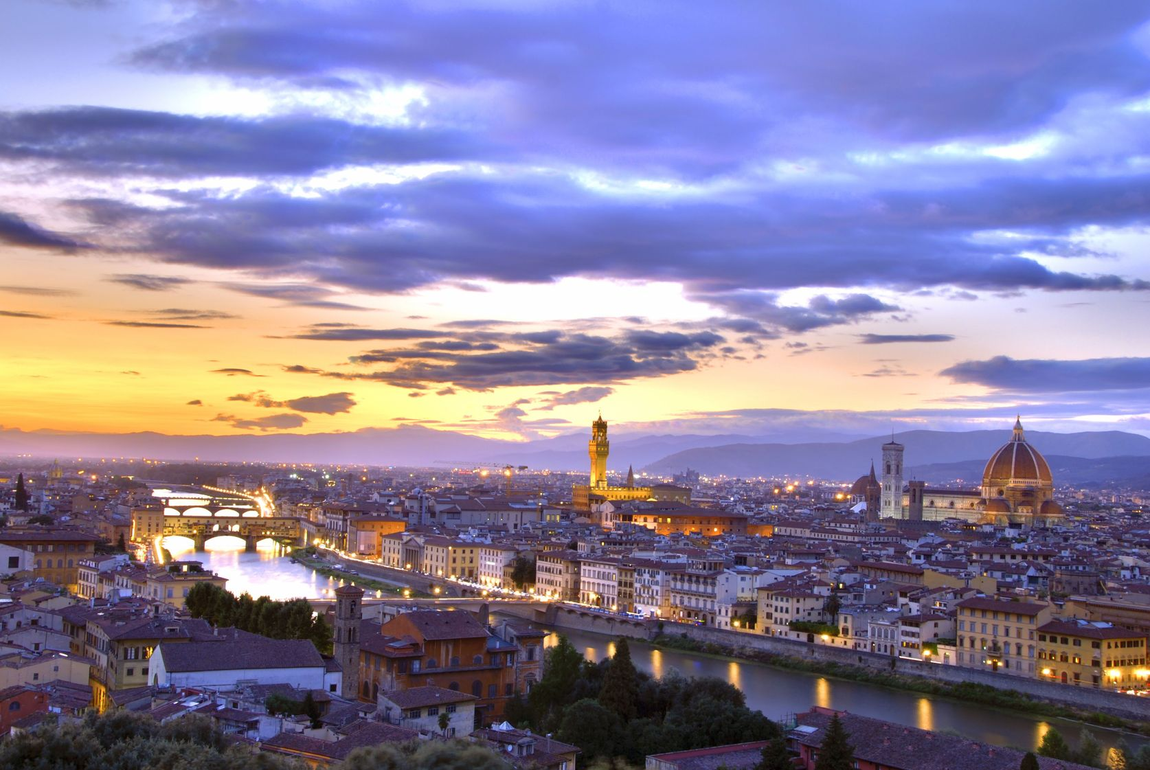 Elopement package Italy