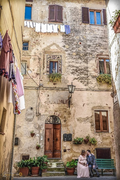 Elopement to Italy