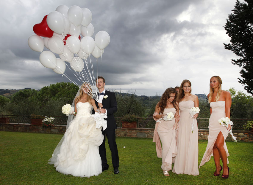 Unforgettable Moments: Balloon Releases