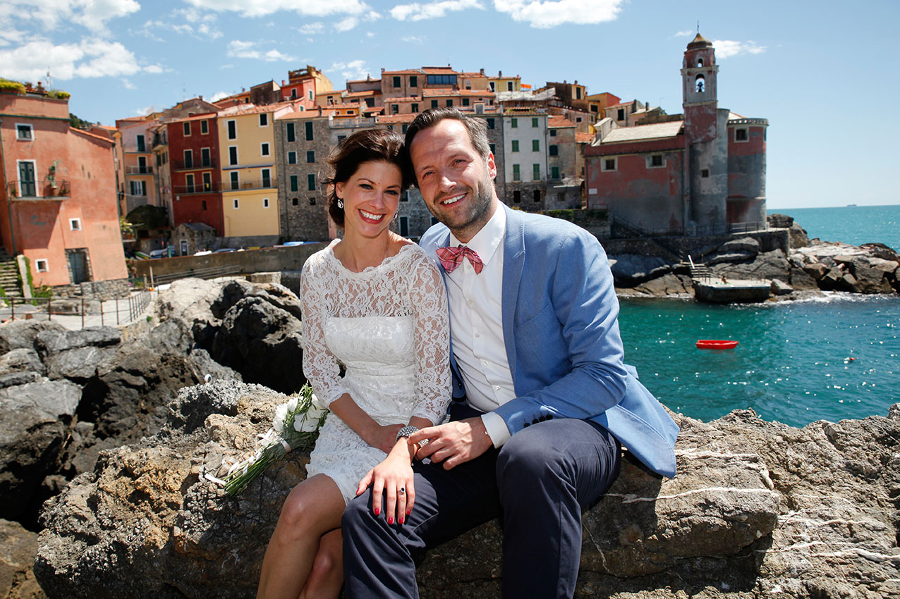 Wedding in Lerici: Tanti Auguri Silvia & Felix