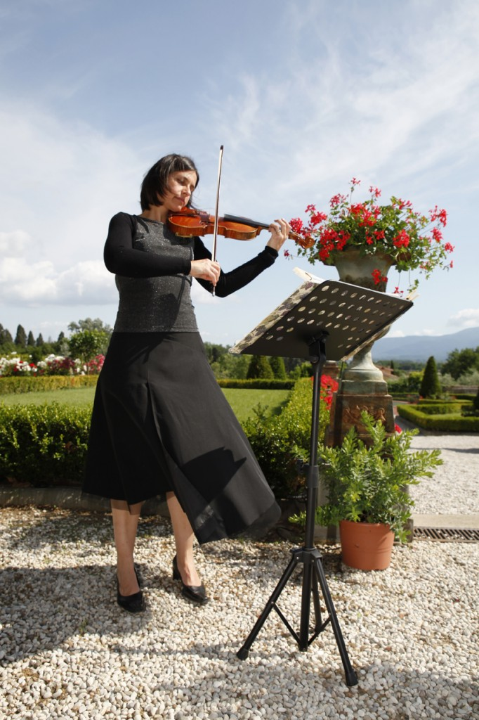 Wedding Ceremony Music for a Wedding in Italy