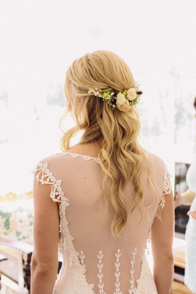 Wedding Trends 2015: Hairstyle