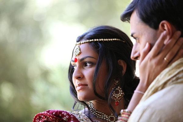 Hindu wedding in Italy