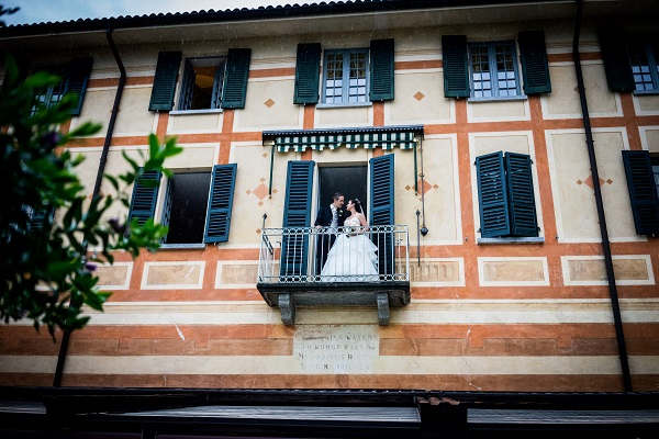 Villa Wedding at Lake Como
