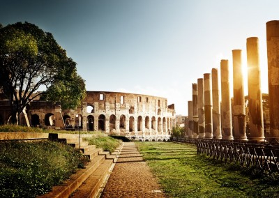 Rome - the beautiful & antique capital city of Italy