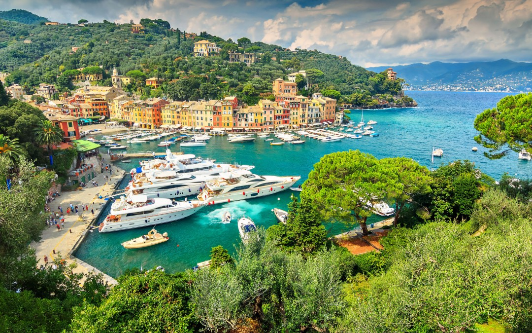 Destination Weddings in Portofino