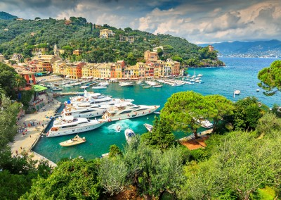 Perfect for luxury weddings: Portofino