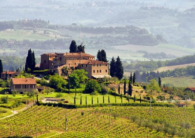 Weddings in the beautiful Chianti region