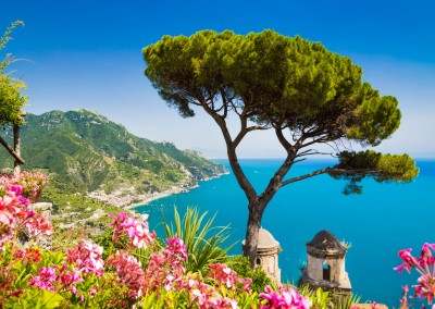 Breathtaking backdrop for weddings: the Amalfi Coast