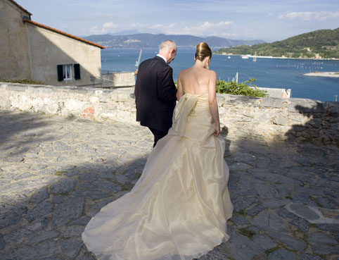 Wedding in Portovenere