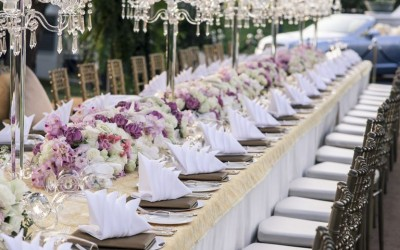Wedding Flower Decoration and Wedding Flowers in Italy