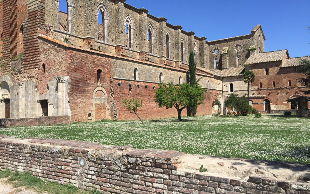 Abbey of San Galgano: Unique Setting for Civil Wedding Ceremonies in Tuscany