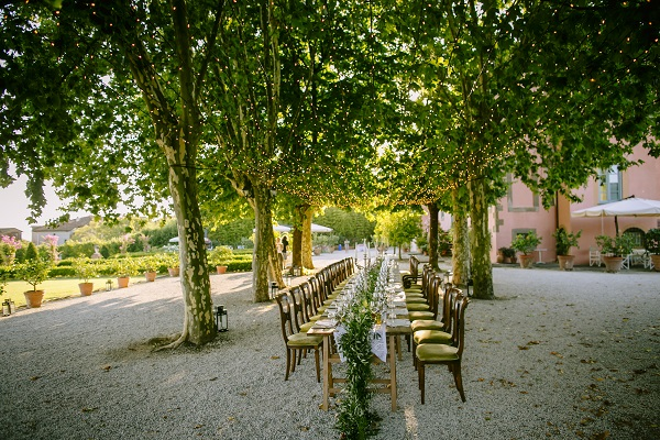 Private Villas for a Wedding Reception in Italy