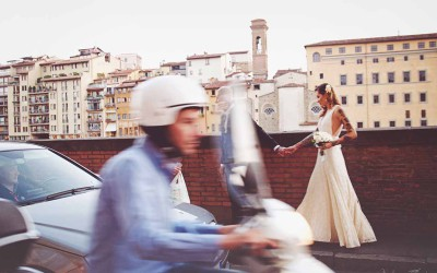 Elopement Wedding in Florence
