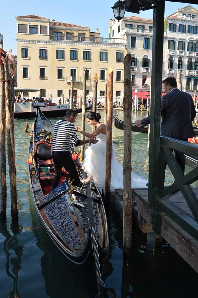 Elopement Wedding in Venice