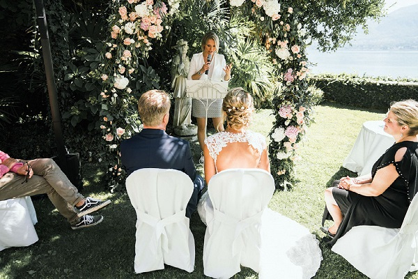 Symbolic Outdoor Wedding