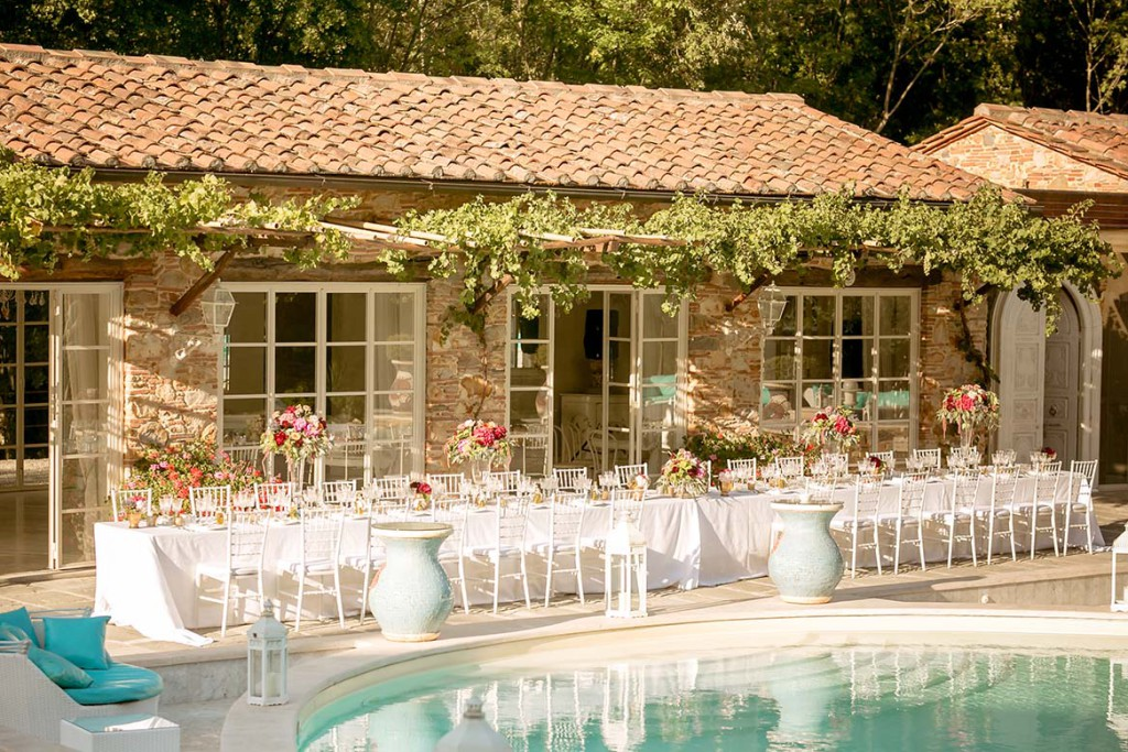 Luxurious Wedding Venue in Tuscany