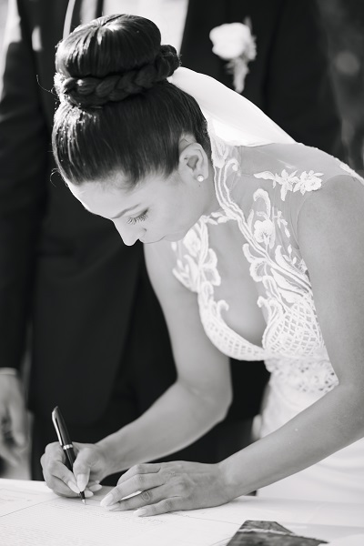 Paperwork Requirements for a Civil Wedding