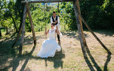 Get married in Tuscany's Province of Arezzo