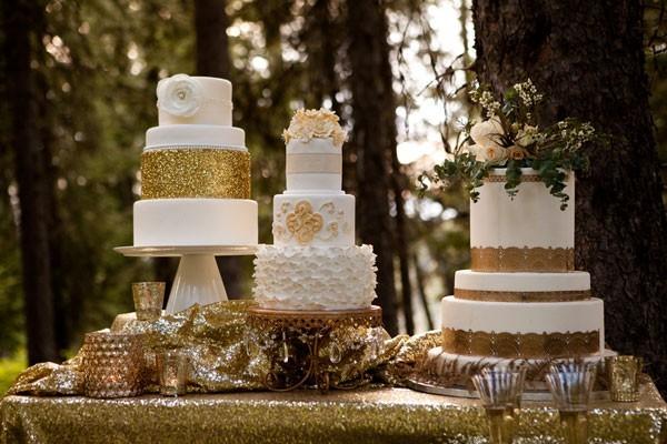 Cake Trends for Weddings 2015