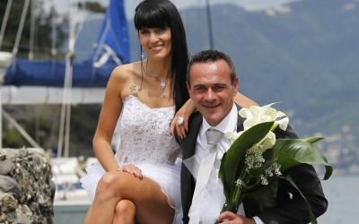 Elopement on the Italian Riviera