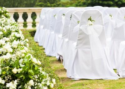 Beautiful and unique wedding design