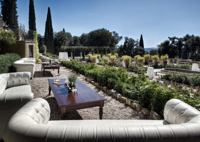Beautiful villa in Florence