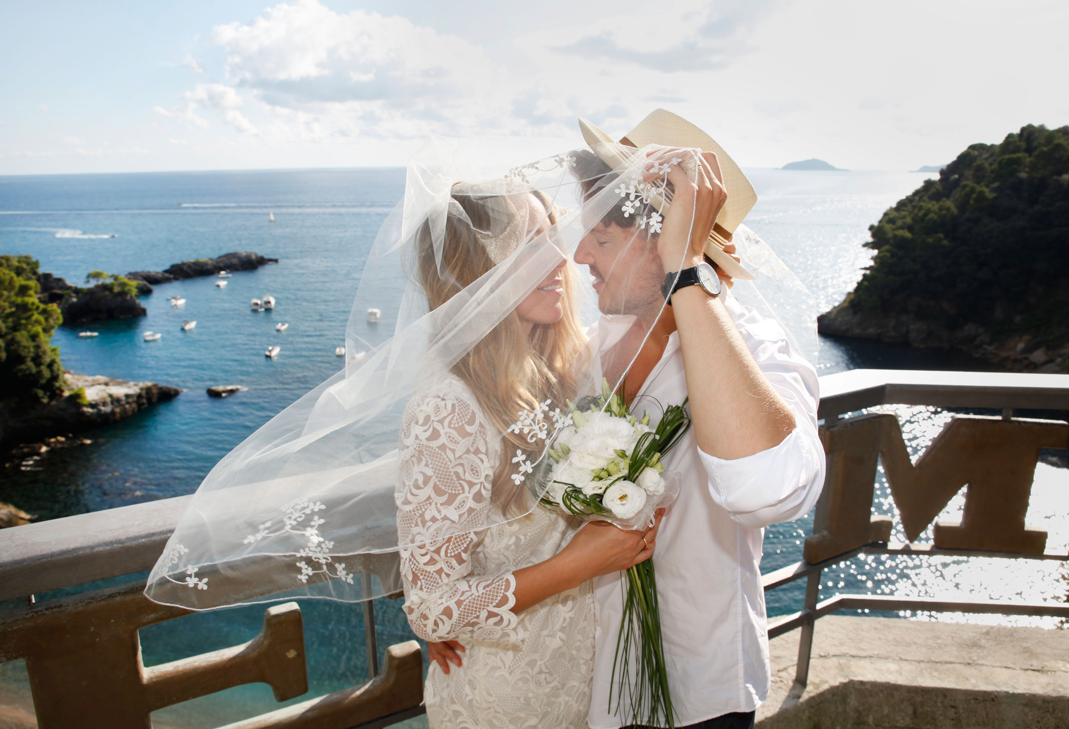 Weddings on the Italian Riviera