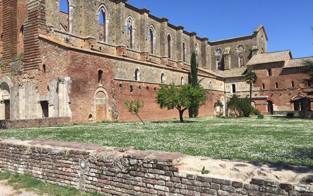 Abbey di San Galgano Tuscany