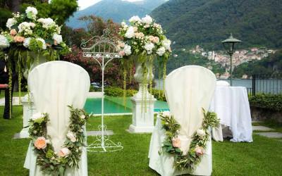 Villa Wedding on Lake Como