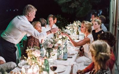 Intimate Villa Wedding on the shores of Lake Maggiore