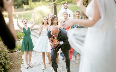 Luxury Location Summer Wedding in Tuscany